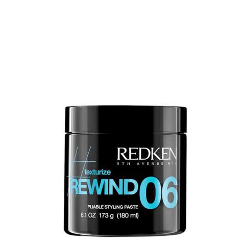 Redken Rewind 06 Pliable Styling Paste 150ml -