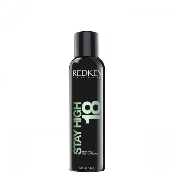 Redken Stay High 18 High Hold Gel to Mousse 150ml -