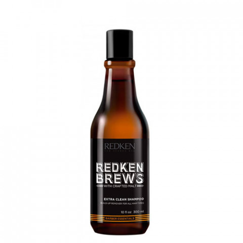 Redken Brews Extra Clean Shampoo 300ml -