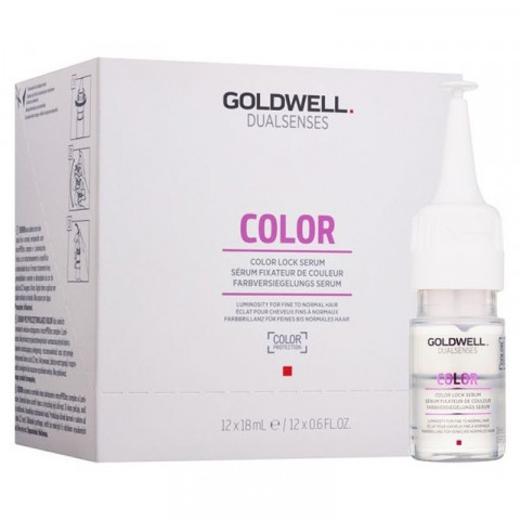 Goldwell Dualsenses Color Lock Serum 12x18ml -