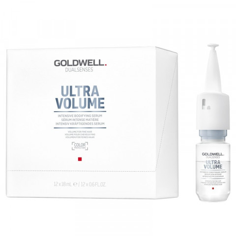 Goldwell Dualsenses Ultra Volume Intensive Conditioning Serum 12x18ml -