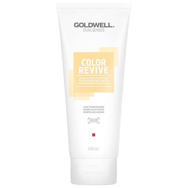 Goldwell Dualsenses Color Revive Light Warm Blonde 200ml -