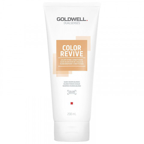 Goldwell Dualsenses Color Revive Dark Warm Blonde 200ml -