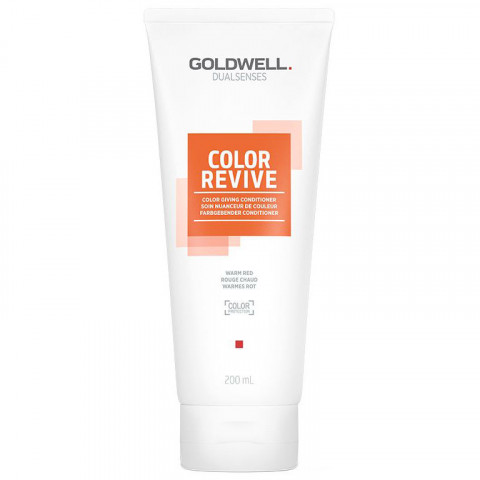 Goldwell Dualsenses Color Revive Warm Red 200ml -