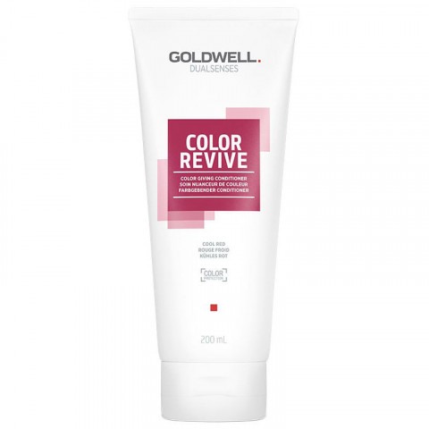 Goldwell Dualsenses Color Revive Cool Red 200ml -