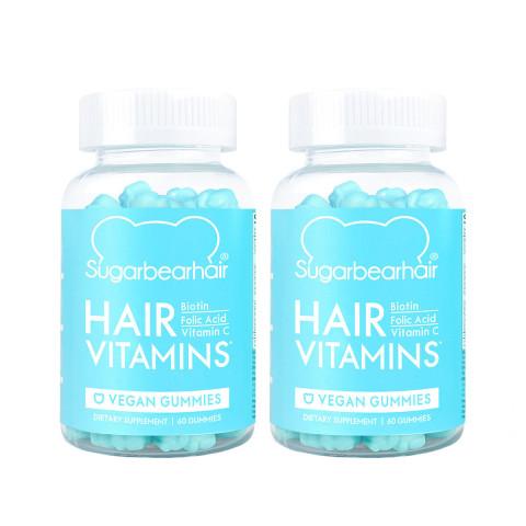 SugarBearHair Hair Vitamins 2 x 60pz -