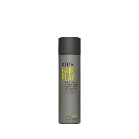 KMS Hairplay Dry Wax 150ml -