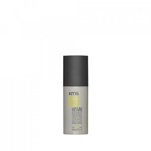 KMS Hairplay Liquid Wax 100ml -