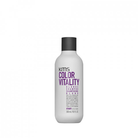 KMS Colorvitality Blonde Shampoo 300ml -