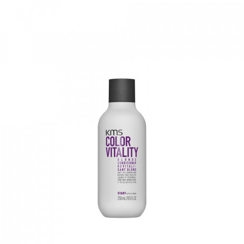 KMS Colorvitality Blonde Conditioner 250ml -