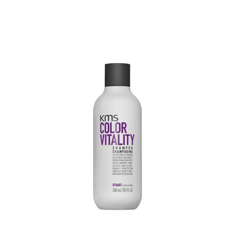 KMS Colorvitality Shampoo 300ml -