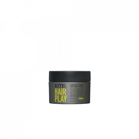 KMS Hairplay Hybrid Claywax 50ml -