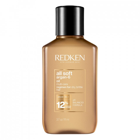 Redken All Soft Argan-6 Oil 90ml -