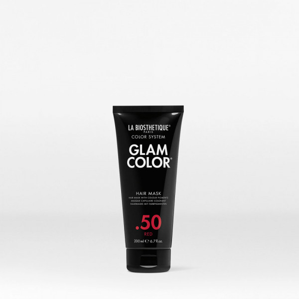 La Biosthetique Glam Color Hair Mask .50 Red Rosso 200ml -