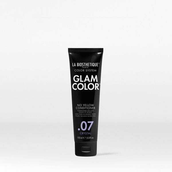 La Biosthetique Glam Color No Yellow Conditioner .07 Crystal 150ml -
