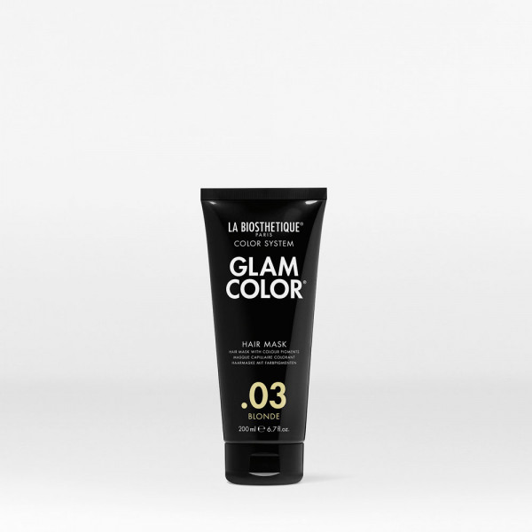 La Biosthetique Glam Color Hair Mask .03 Blonde 200ml -