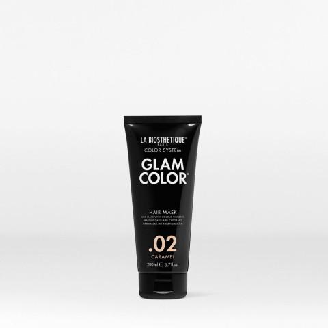 La Biosthetique Glam Color Hair Mask .02 Caramel 200ml -