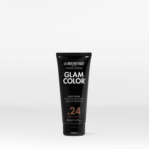 La Biosthetique Glam Color Hair Mask .24 Chocolate 200ml -