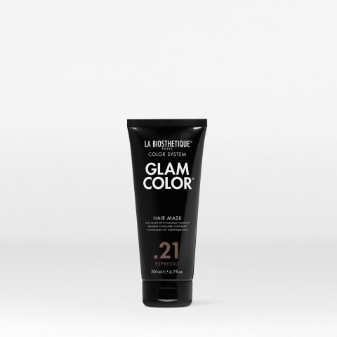 La Biosthetique Glam Color Hair Mask .21 Espresso 200ml -