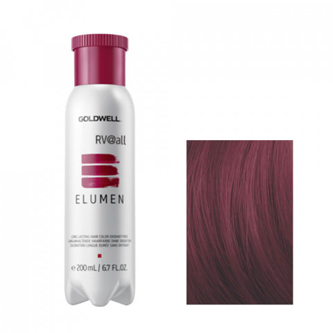 Goldwell Elumen Pure RV@ALL Viola Rosso 200ml -