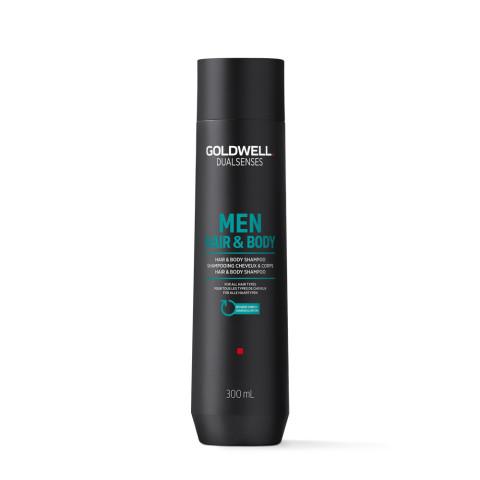 Goldwell Dualsenses Men Hair&Body Shampoo 300ml -
