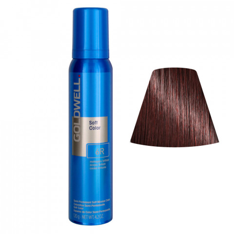Goldwell Soft Color Mousse 6R 125ml -