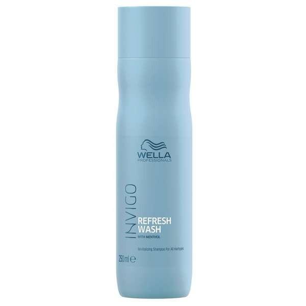 Wella Invigo Refresh Wash Shampoo Rivitalizzante 250ml -