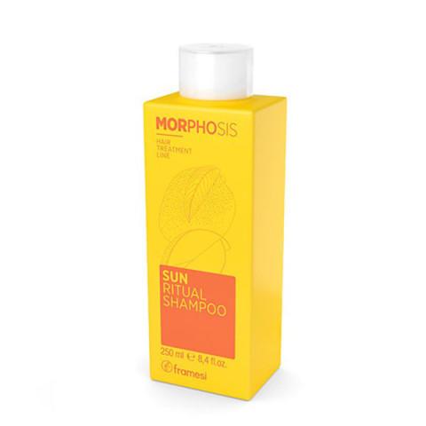 Framesi Morphosis Sun Ritual Shampoo 250ml -