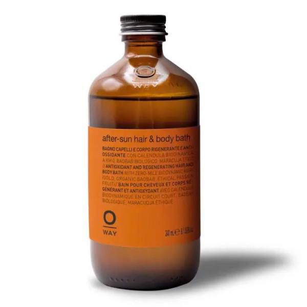 Oway Aftersun Hair & Body Bath 240ml -