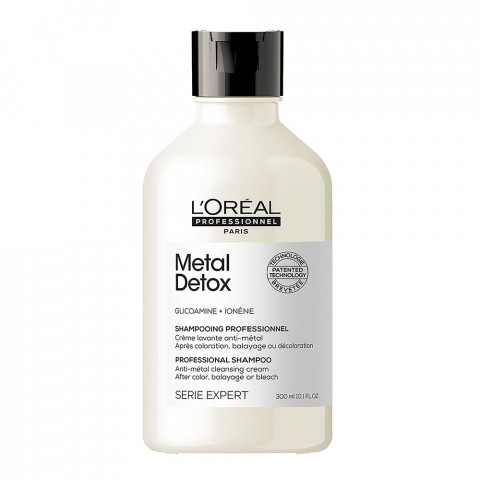 L'Oreal Professionnel Serie Expert Metal Detox Shampoo 300ml -