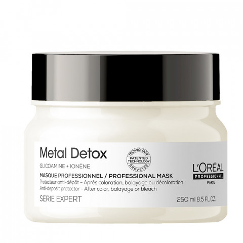 L'Oreal Professionnel Serie Expert Metal Detox Mask 300ml -