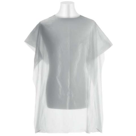 Kerria Mantelline Monouso Parrucchiere Bianco - 300pz -