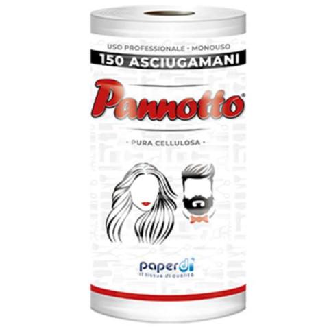 Paperdì Pannotto Asciugamani in Pura Cellulosa - 150pz -
