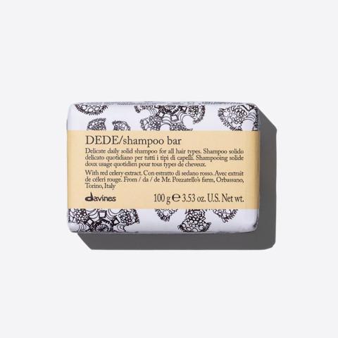 Davines Essential Haircare Dede Shampoo Bar 100gr -