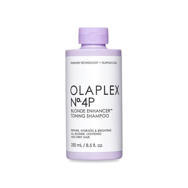 Olaplex No.4P Blonde Enhancer Toning Shampoo 250ml -