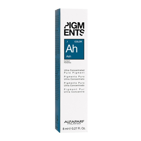 Alfaparf Pigments Color Ash - Scuri / Neri 8ml -