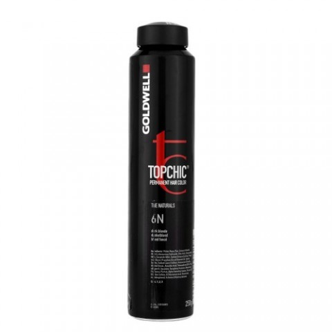6N BIONDO SCURO NATURALE GOLDWELL TOPCHIC NATURALS CAN 250ML