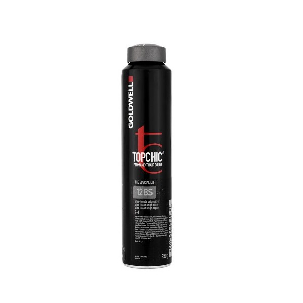 Goldwell Topchic Special Lift Biondo Platino Beige Argento 12BS - 250ml -